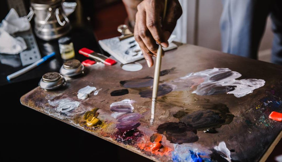 Obsession Painting – Let's Talk About Obsession