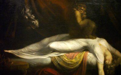 Henry Fuseli – Master of Nightmares and Terror